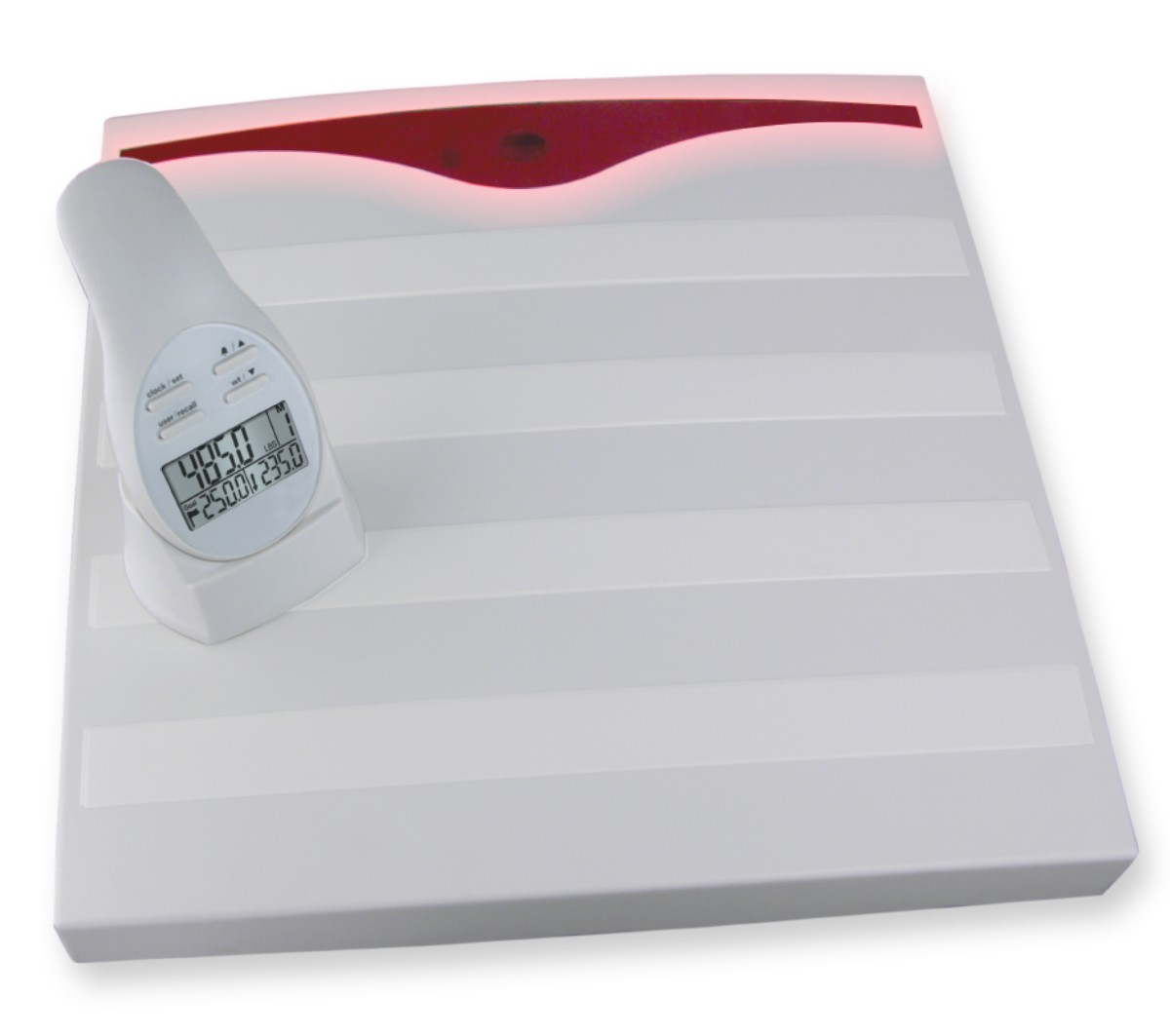 Large capacity bath scale hermell products inc for Large capacity bathroom scale